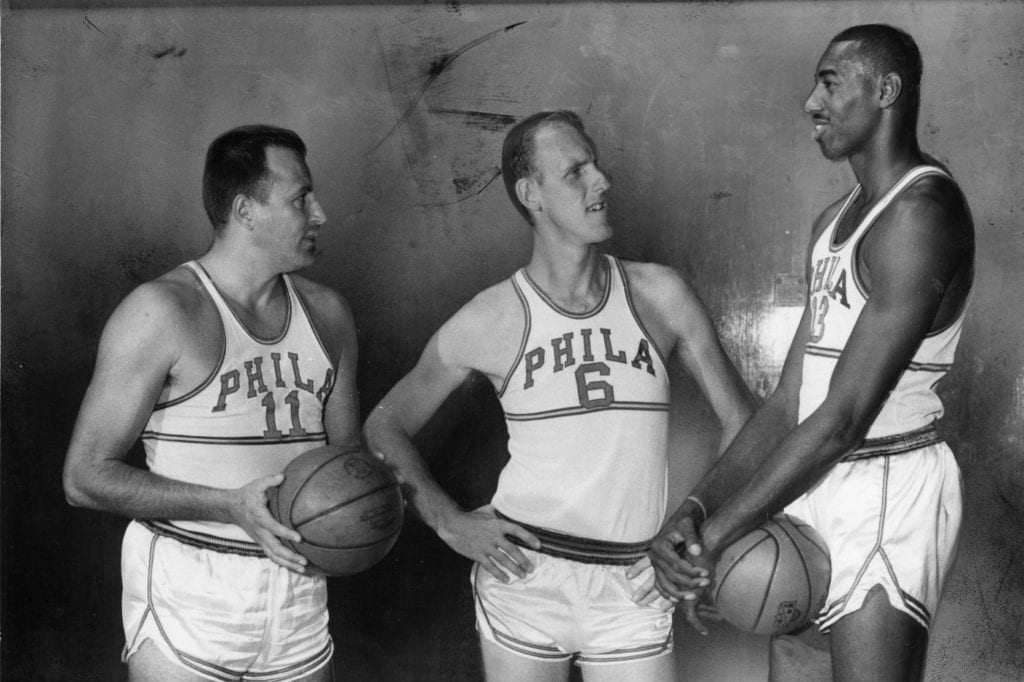 Legendary NBA Players From Last Century You Probably Didn't Know